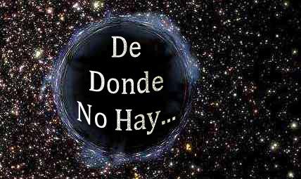 De Donde No Hay...